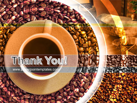 Coffee Free PowerPoint Template Slide 20