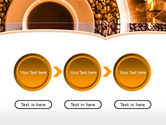 Coffee Free PowerPoint Template#5