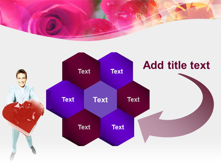 Valentines Day Gift PowerPoint Template Slide 11