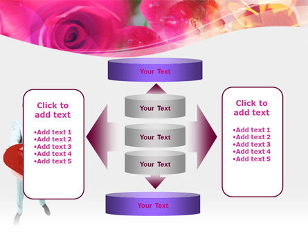 Valentines Day Gift PowerPoint Template Slide 13