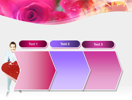 Valentines Day Gift PowerPoint Template Slide 16