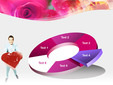 Valentines Day Gift PowerPoint Template Slide 19