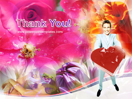 Valentines Day Gift PowerPoint Template Slide 20