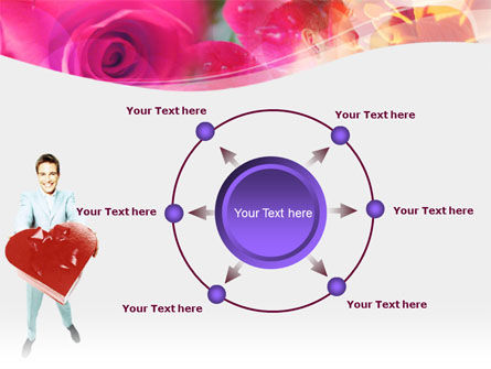 Valentines Day Gift PowerPoint Template Slide 7