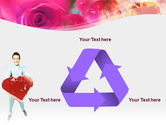 Valentines Day Gift PowerPoint Template#10
