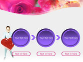Valentines Day Gift PowerPoint Template#5