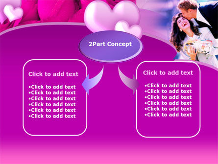 Valentines Day PowerPoint Template Slide 4