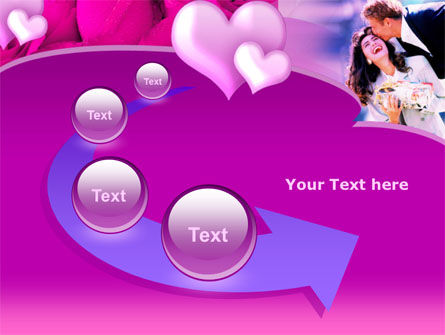 Valentines Day PowerPoint Template Slide 6