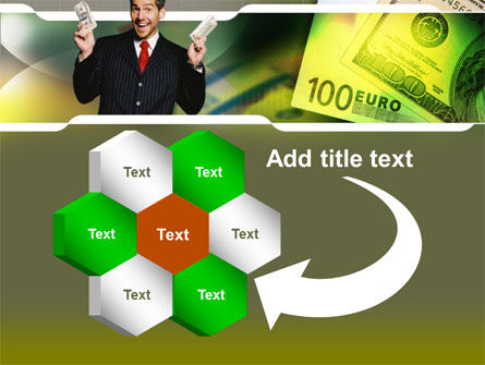 Earning Money PowerPoint Template Slide 11