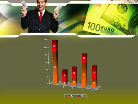 Earning Money PowerPoint Template Slide 17
