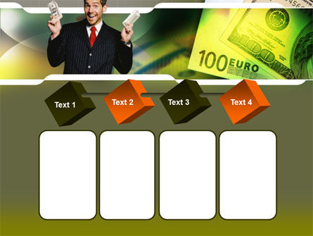 Earning Money PowerPoint Template Slide 18