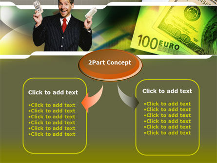 Earning Money PowerPoint Template Slide 4
