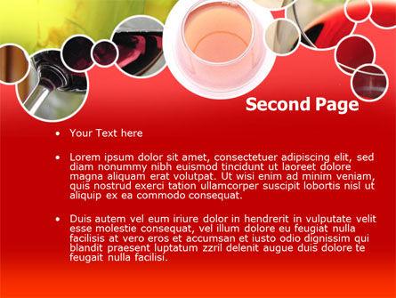 Food & Beverage PowerPoint Template, Slide 2, 00106, Food & Beverage — PoweredTemplate.com