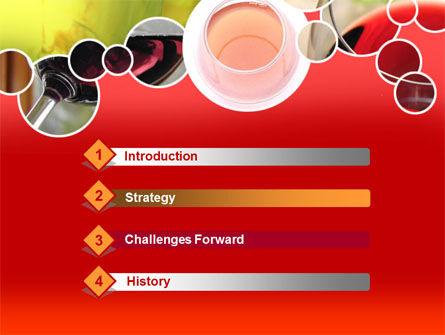 Food & Beverage PowerPoint Template, Slide 3, 00106, Food & Beverage — PoweredTemplate.com