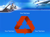 Air Force PowerPoint Template#10