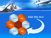 Air Force PowerPoint Template#11