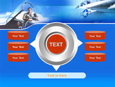 Air Force PowerPoint Template#12