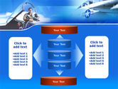 Air Force PowerPoint Template#13