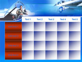 Air Force PowerPoint Template#15