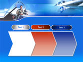 Air Force PowerPoint Template#16