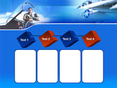 Air Force PowerPoint Template#18