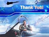 Air Force PowerPoint Template#20