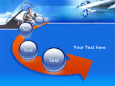 Air Force PowerPoint Template#6