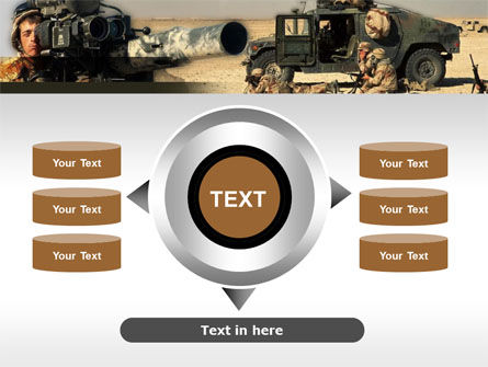 HMMWV PowerPoint Template Slide 12
