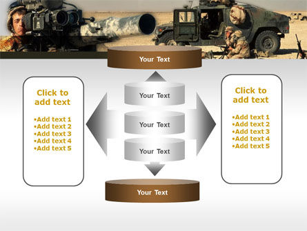 HMMWV PowerPoint Template Slide 13