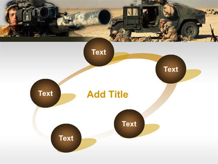 HMMWV PowerPoint Template Slide 14