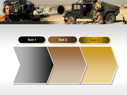 HMMWV PowerPoint Template Slide 16