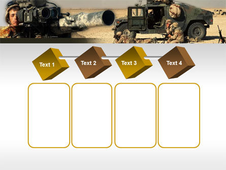 HMMWV PowerPoint Template Slide 18