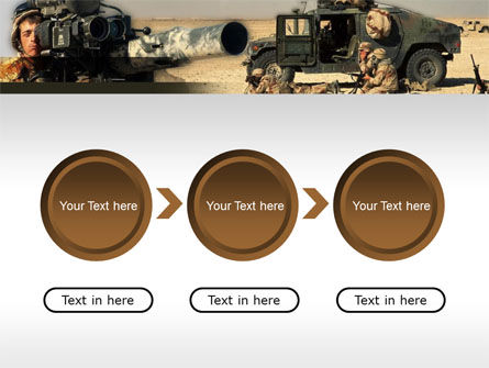 HMMWV PowerPoint Template Slide 5