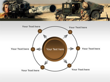 HMMWV PowerPoint Template Slide 7