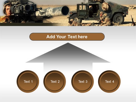 HMMWV PowerPoint Template Slide 8
