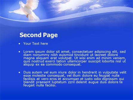 Amazing Grace PowerPoint Template, Slide 2, 00112, Religious/Spiritual — PoweredTemplate.com