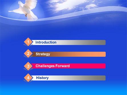 Amazing Grace PowerPoint Template, Slide 3, 00112, Religious/Spiritual — PoweredTemplate.com