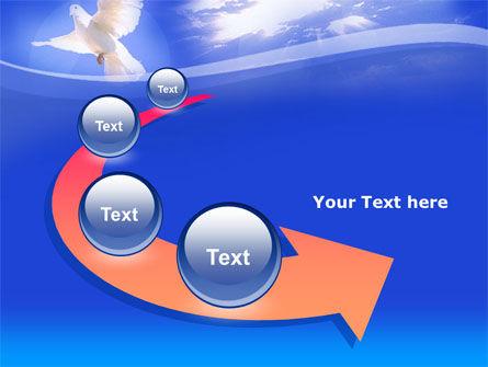 Amazing Grace PowerPoint Template Slide 6