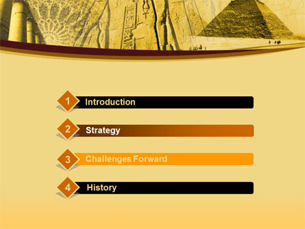 Historical Monuments PowerPoint Template, Slide 3, 00113, Religious/Spiritual — PoweredTemplate.com