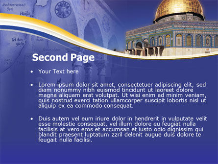 Mosque PowerPoint Template Slide 2