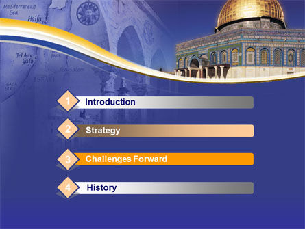 Mosque PowerPoint Template Slide 3