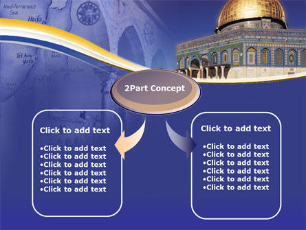 Mosque PowerPoint Template, Slide 4, 00114, Religious/Spiritual — PoweredTemplate.com