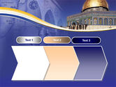 Mosque PowerPoint Template#16