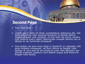 Mosque PowerPoint Template#2