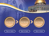 Mosque PowerPoint Template#5