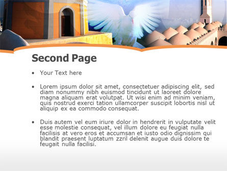 World Religions PowerPoint Template, Slide 2, 00116, Religious/Spiritual — PoweredTemplate.com