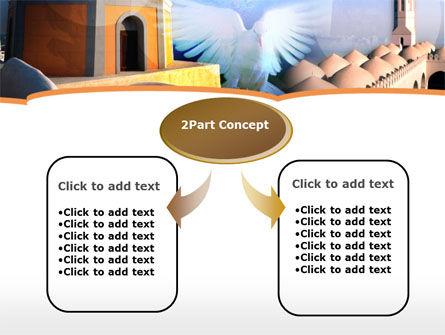 World Religions PowerPoint Template, Slide 4, 00116, Religious/Spiritual — PoweredTemplate.com