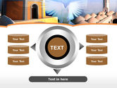 World Religions PowerPoint Template#12