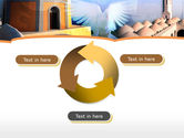 World Religions PowerPoint Template#9
