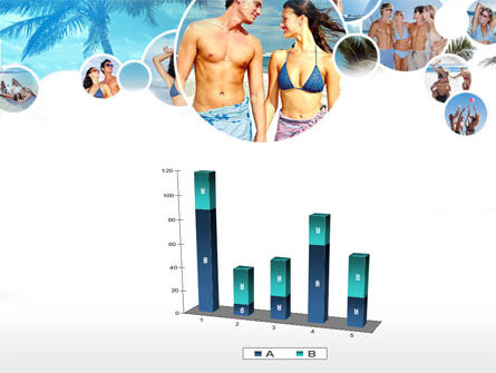 Beach Party PowerPoint Template Slide 17